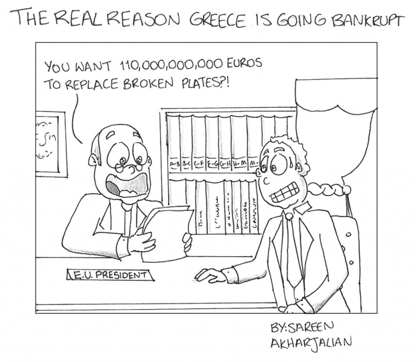 The Real Reason Greece Is Going Bankrupt