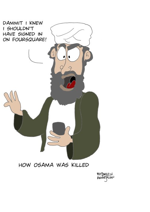How Osama Bin Laden Was Really Killed