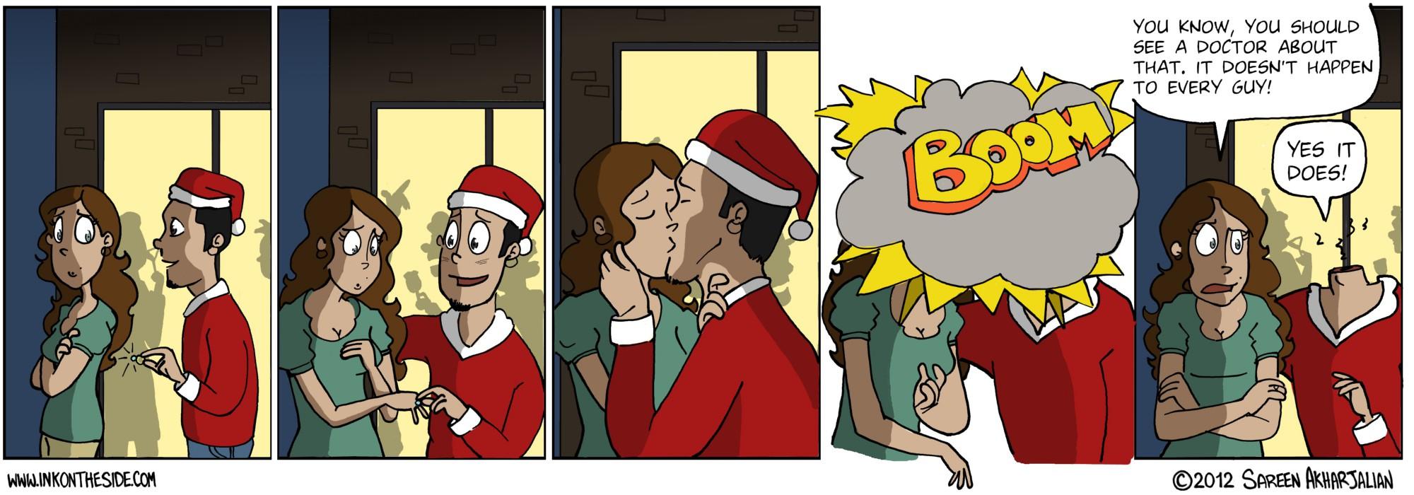 Secret Santa (The FINALE)