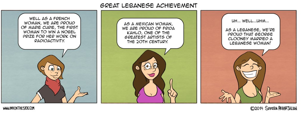 "Our ""greatest"" Lebanese achievement"
