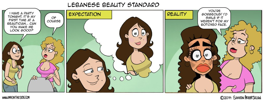 What to expect at a Lebanese beautician