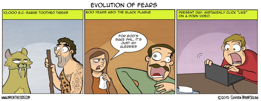 Evolution of Fears